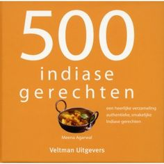 500 Indiase recepten