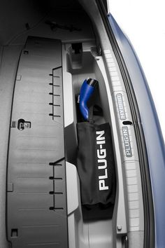The new Prius Plug-in Hybrid