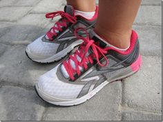 Reebok ONE Cushion running sneakers...I'd like to have these...