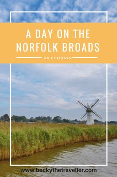 A boat trip on the Norfolk Broads with Herbert Woods. Hiring the Starlight Picnic boat for a day on the Broads. Driving the boat down to Ranworth, exploring the Nature Reserve and food at the local pub. Post includes tips for hiring your first boat and what to take for your day trip. UK Holidays | United Kingom | The Broads | Norfolk Broads boat trips | Boating holidays