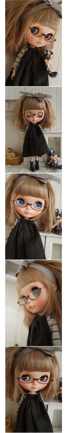 Custom Bryce *** Custom Blythe *** unkempt hair *** Used Admin - Auction - Rinkya! Japan Auction & Shopping