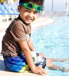 Thinking about introducing your child to the fun of water play? Before hitting the pool or the beach, be sure to read our tips for helping your child feel comfortable.