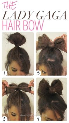 Cool 7 Easy and Quick DIY Hairstyles With Helpful Tutorials – Pretty Designs The post 7 Easy and Quick DIY Hairstyles With Helpful Tutorials – Pretty Designs… appeared first on Amazing H ..