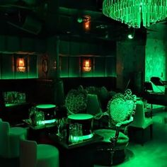 We're going #green for 2015! #thegreenroom #opentilllate