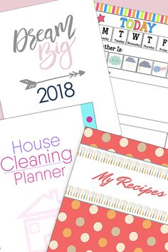 This planner for kids helps to navigate your day in a fun and visual way!