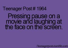 HAHA! that's so me.