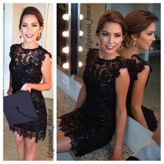 @anaalinny Muuito linda com vestido #ateliergiovanafranca na sua colação de…