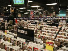 warehouse music   Wherehouse Music....Gone just like Tower Records was at Eastport Plaza cant find a pic of outside the store