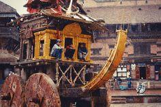 Chariot & Shelter | Nepal | Lukas Kozmus