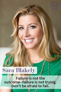 Sara Blakely is the world's youngest self-made female billionaire. She's the founder of Spanx, and was named to Time's Most Influential People list in 2012. #WomenHistoryMonth