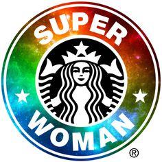Pour ma maman super woman