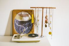 Vintage Toy Record Player Tegan & Dan's Renewed East Vancouver Gem  http://www.thisonesforyoublog.com/