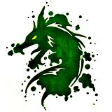 This is our logo at Green Dragon Development