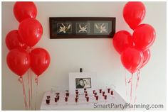 40th Wedding Anniversary Party Ideas