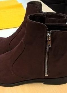 Kaufe meinen Artikel bei #Kleiderkreisel http://www.kleiderkreisel.de/damenschuhe/stiefeletten/127620344-braune-chelsea-boots-in-grosse-38