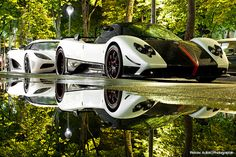 Koenigsegg Agera R & Pagani... from Reivax Autos