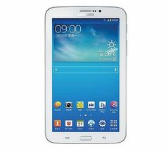 original #samsung galaxy #tab 3 7.0 SM-T211 #Android 4.1 3G /GPS /WIFI/#phone call