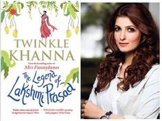 Book Review- The Legend Of Lakshmi Prasad by Twinkle Khanna