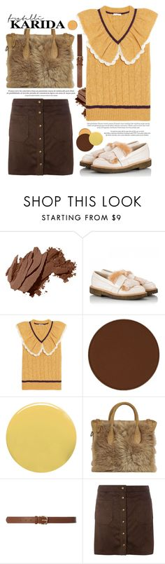 """Fratelli Karida: X"" by teryblueberry ❤ liked on Polyvore featuring Bobbi Brown Cosmetics, Venom, Attilio Giusti Leombruni, Miu Miu, Anastasia Beverly Hills, Lauren B. Beauty, Ralph Lauren, Dorothy Perkins and Louis Vuitton"