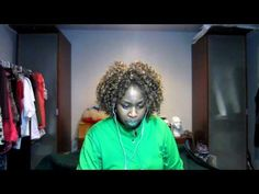 Slenderman Reaction... GloZell.  The most funny starts at the 5-minute mark, so if you're ADD like me, just skip to that part. :P