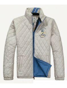 Nautica chaqueta de hombre guateada reversible   blanca Winter Jackets, Fashion, Jackets, Men, Winter Coats, Moda, Winter Vest Outfits, Fashion Styles
