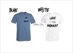 Lake Murray South Carolina Men's / Unisex T-Shirt  by PalmerTees