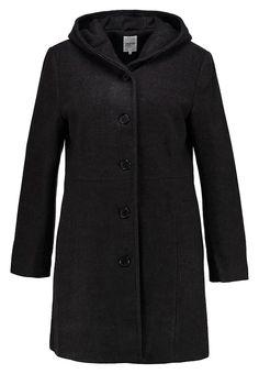 Vêtements Zalando Essentials Curvy Manteau classique - dark grey mélange gris foncé chiné: 69,95 € chez Zalando (au 27/11/17). Livraison et retours gratuits et service client gratuit au 0800 915 207.