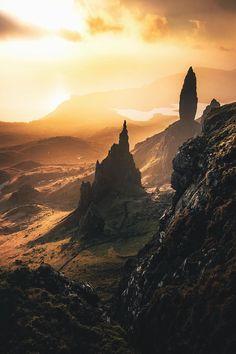 Scotland by Konsta Punkka