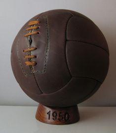 Balón oficial del Mundial de Brasil de 1950