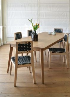 Bergen dining table and Bergen chairs Dining Table Online, Solid Wood Furniture, Bergen, Chairs, Shop, Home Decor, Decoration Home, Room Decor, Stool