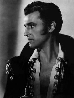 Stewart Granger (1913-1993) English actor of stage and screen. Married Jean Simmons.