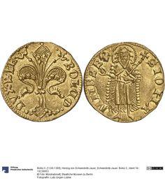 Schweidnitz-Jauer: Bolko II. Münze Bolko II. (1326-1368), Herzog von…