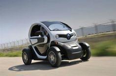auto elektromobil vozítko Renault Twizy