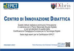 Certificazione Pedagogica Europea sull'uso delle TIC | Tecnologie dell'informazione e della comunicazione EPICT