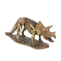 Dinosaur Tyrannosaurus Rex Skull Model Fashion Men Biker Punk Creative Action Figure Toys Skeleton Collection Bedroom Ornaments Toys & Hobbies