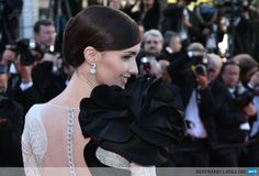 Cannes The closing ceremony 24 Mai, Red Carpet, Awards, Ruffle Blouse, Beauty, Women, Fashion, Cannes Film Festival, Hairdos