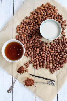 Gesundes Nutella - ohne raffinierten Zucker, vegan, rein pflanzlich, gesund, glutenfrei - de.heavenlynnhealthy.com