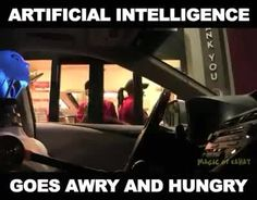 AI in a Driveby