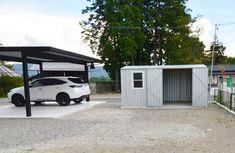 Recreational Vehicles, Workshop, Shed, Exterior, Outdoor Structures, Atelier, Work Shop Garage, Camper, Outdoor Rooms