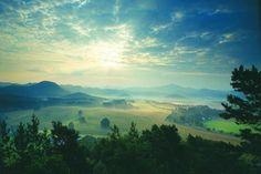 Bohemian Switzerland National Park, Czech Republic - so amazing  Národní park České Švýcarsko - patří k nejkrásnějším místům v Evropě