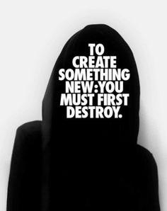 Let's change !