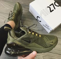 separation shoes d566c e44db Nike air max 270 olive