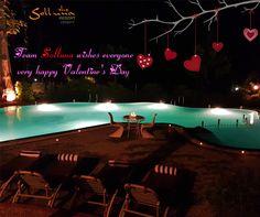 A very Happy Valentine's Day to all !! #happyvalentinesday #sollunaresort #resortsincorbett