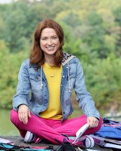 Unbreakable Kimmy Schmidt - I love every outfit she wears on this show