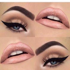 MakeUp • Maquiagem • Neutra