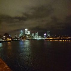 Canary wharf by _aay_
