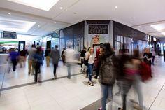 Oshawa Centre was already a successful brand, says David Baffa, senior vice-president of Ivanhoé Cambridge, a global real-estate firm. Global Real Estate, Mirrors, Evolution, Centre, Globe, City, Speech Balloon, Cities, Mirror