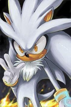 silver the hedgehog | SILVER THE HEDGEHOG