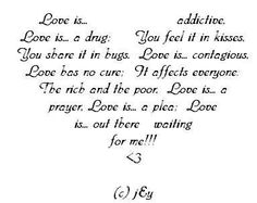 Good rhymes for love poems