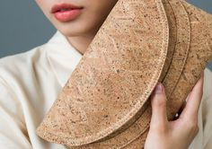 Committed to sustainability, Ekokami makes durable, functional and versatile bags using recycled cork and up-cycled leather.
